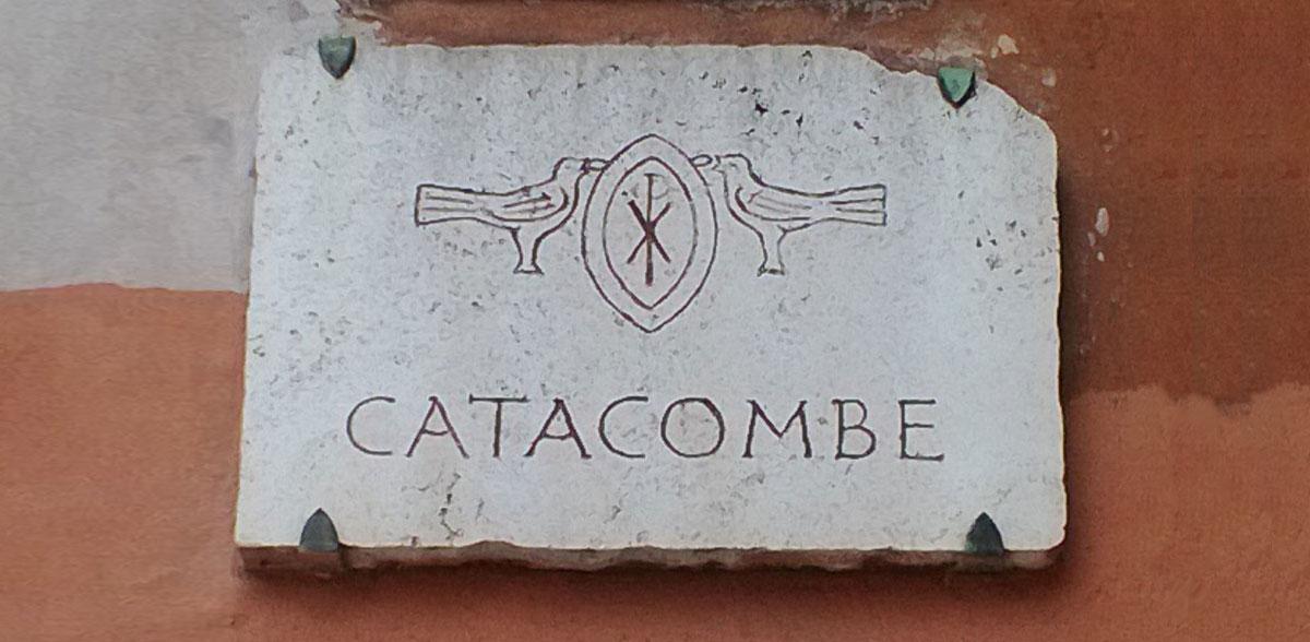 catacombe-san-pancrazio-targa
