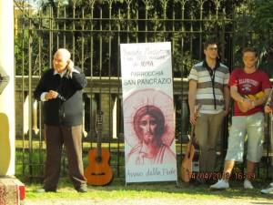 Grande Missione su 100 Piazze di Roma